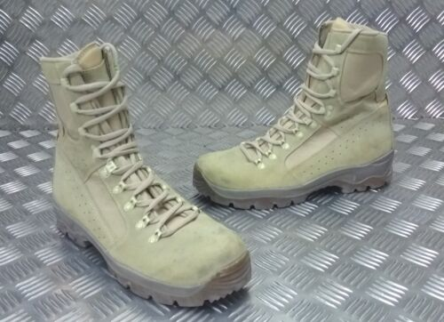 Combat Genuine Issue Army Boots Patrol Desert Meindl Army Fox Assault AA8rq4HO