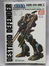 MACROSS 1/72 ADR-04-MKX DESTROID DEFENDER Model Kit IMAI Vintage NIB robotech