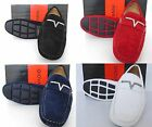Men GIOVANNI Suede Loafers Dress Driving Moccasins Casual Slip On Shoes M788-38