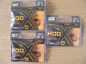 Prologic XC7 Hooks Barbed