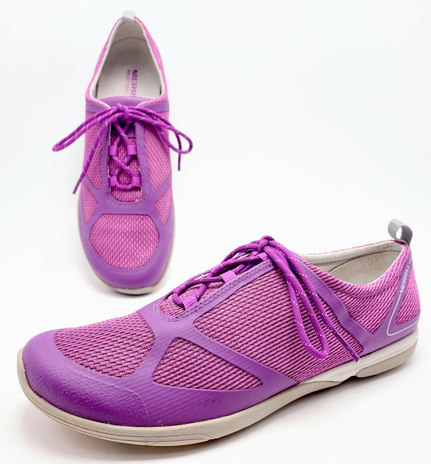 Merrell Ceylon Sport Womens 7.5 Purple Lace Up Casual Sneakers Walking shoes