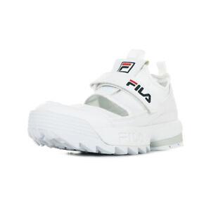 BASKETS FILA blanche 41 | eBay