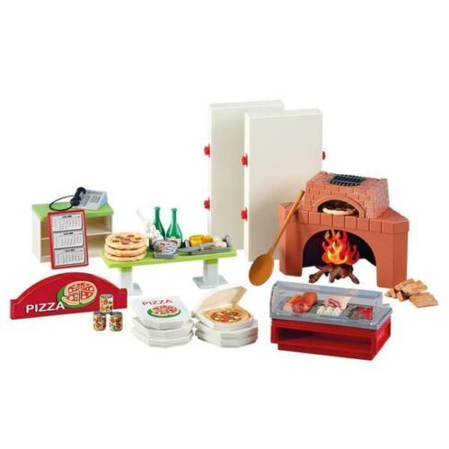 Playmobil Pizzeria Building Set 6291 NEW IN STOCK Toys Fun Kids Educational