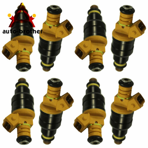 Fuel Injectors 0280150943 for Ford 4.6 5.0 5.4 5.8 Replaces 8 New Set
