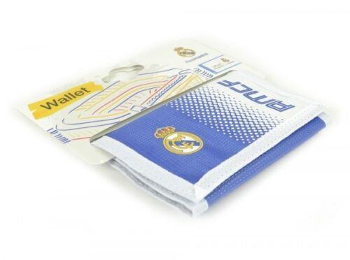 Real Madrid Fußball Portemonnaie Tri-Falten-Kamm Farben Amts