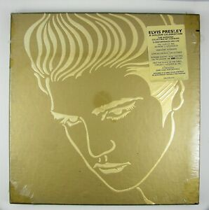 ELVIS-PRESLEY-A-Golden-Celebration-6LP-BOX-SET-1984-ROCK-ROCKABILLY-SEALED