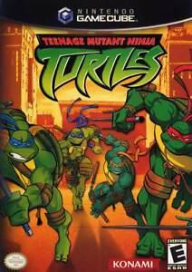 TEENAGE-MUTANT-NINJA-TURTLES-TMNT-NINTENDO-GAMECUBE-COMPLETE