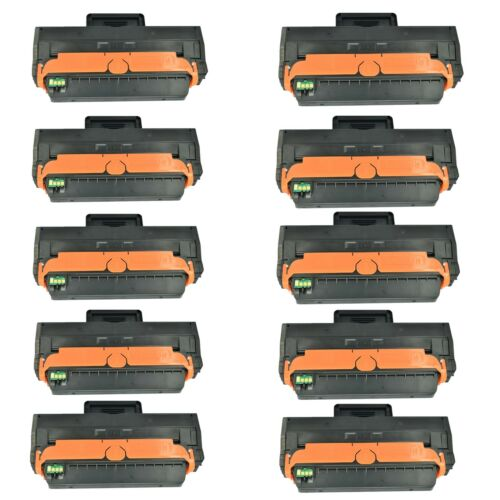 10PK MLT-D115L Toner Cartridge For Samsung Xpress M2670 M2820 M2820DW M2830DW