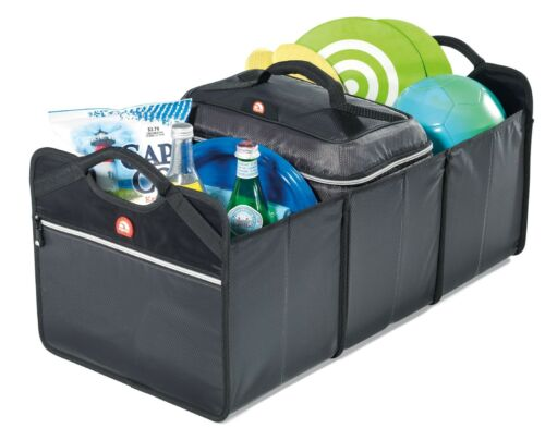 Igloo Collapsible Sturdy Cargo Box with Removable 36 Can Cooler Bag New