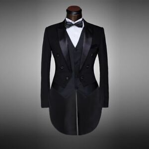 Classic-Tuxedo-Suit-For-Men-Smart-Casual-Event-Party-Attire-Double-Breasted-Wear