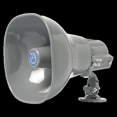 ATLAS SOUND AP-15  WEATHERPROOF PA LOUDSPEAKER HORN HAILER Alarm PA Speaker