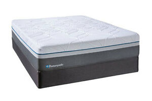 Image Is Loading Sealy Posturepedic Premier Hybrid Copper Plush King Mattress