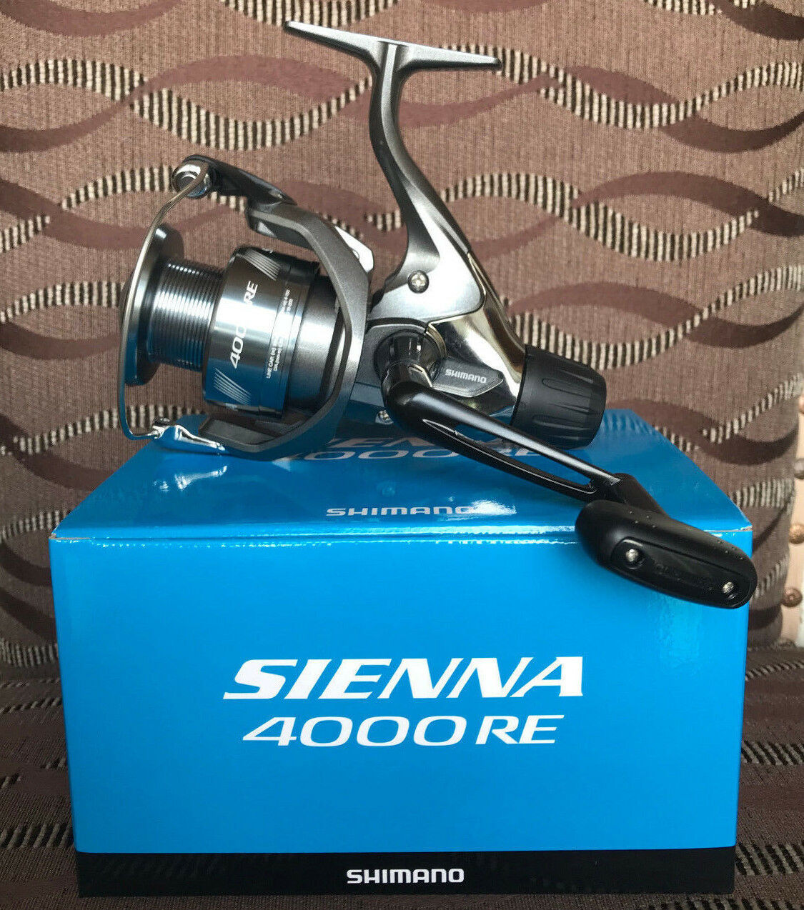 Shimano Sienna 4000 RE Spinnrolle