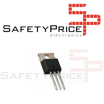 6 x Regulador tension L7808CV LM7808 7808 8V 1,5A VOLTAGE REGULATOR TO-220