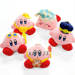 Kirby 10CM Plush Doll