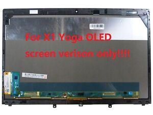 14-034-OLED-TOUCH-SCREEN-FRU-01AX899-per-yoga-di-LENOVO-THINKPAD-X1-2nd-generazione