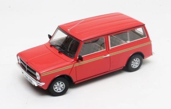 Cult Models CLTL018.1  - Mini Clubmann Break rosso - 1974    1 18