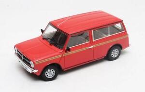 Modèles culte Cltl018.1 - Mini Clubmann Break Rouge 1974 1/18