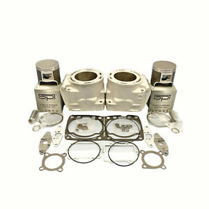 Arctic-Cat-OEM-Cylindres-Spi-Pistons-Joints-10-17-98B4-M8-M800-F8-Replaquees