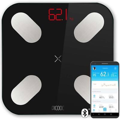 Grasso corporeo bilancia picooc Mini Bluetooth intelligenza artificiale APP IOS ANDROID