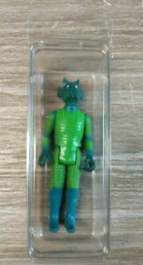 "Vintage 1978 Star Wars 3.75"" Greedo Action Figure Kenner Hong Kong"