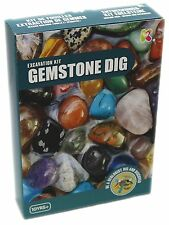 Discover Gemstones Excavation Digging Kit Science Toy