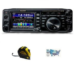Yaesu-FT-991A-HF-VHF-UHF-Portable-Radio-with-FREE-Radiowavz-Antenna-Tape