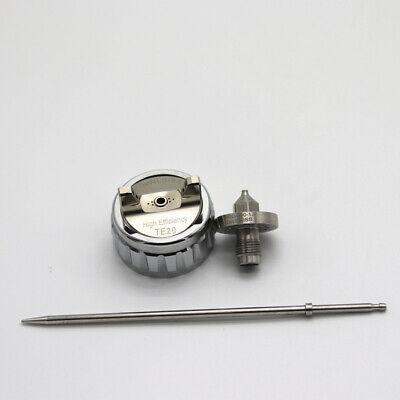 Devilbiss Spray Gun GTI Pro Lite TE20 1.3mm Replacement Kit Cap Tip Fluid Nozzle
