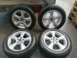 Ford-Focus-Grand-C-Max-Alu-Winterraeder-RDKS-Uniroyal-215-55-R16-91H-1411