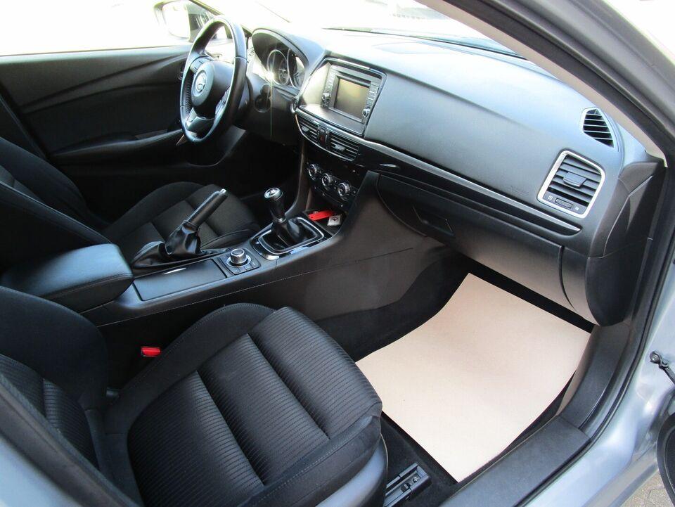 Mazda 6 2,0 SkyActiv-G 165 Vision stc. Benzin modelår 2013