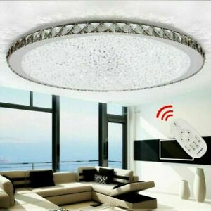 Luxus 36-80W Kristall Led Deckenlampe LED Deckenleuchte ...