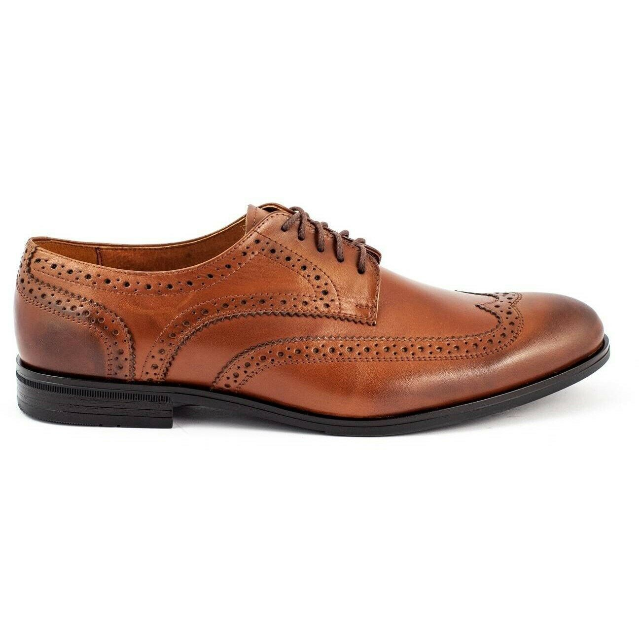 Olivier Formal shoes Brown brogues
