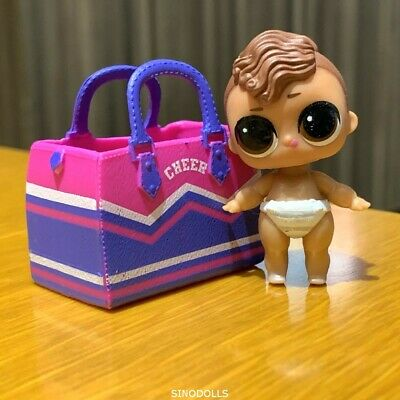 Lol Surprise Doll Series 5 Lils Lil Bro Cheer lil sister collection toy