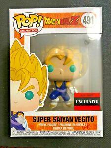 Funko-Pop-Super-Saiyan-Vegito-491-Dragon-Ball-Z-AAA-Anime-Exclusive-w-Protector