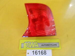 Rücklicht innen rechts      Audi A4 8E         8E5945094A     Nr.16168