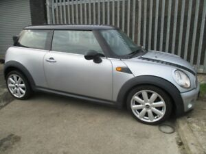 Image Is Loading Mini R56 Cooper One Drivers Side Rear C