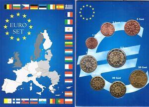 EURO PORTUGAL 2002  SERIE COMPLETE 1C A  2 E NEUVE