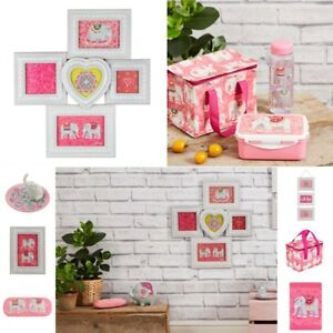 Sass & Belle Mandala Elephant Lunch Bag Photo frames Trinket Notebook Home Gift