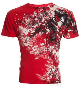 Archaic-AFFLICTION-Men-T-Shirt-FALLEN-ANGEL-Tattoo-Fight-Biker-MMA-M-4XL-40