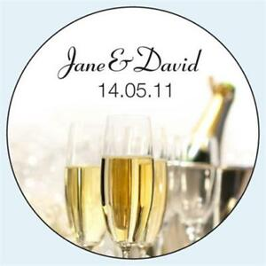Personalised-Wedding-Stickers-Labels-5-sizes-Champagne-Bucket-034