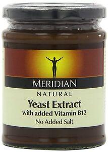 Meridian-Natural-Levadura-extraer-con-Anadido-Vitaminas-B12-340g-paquete-de-3