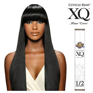 Image Is Loading Cuticle Remy Xq 100 Human Hair Yaky Straight