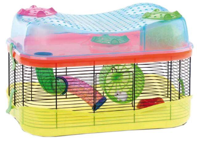 Fantasy Hamster Cage 58x38x38cm (23x15x15'')
