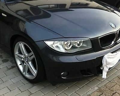 ver.Farben Auto Fußmatten German Style für BMW 3er E90 E91 ab´05