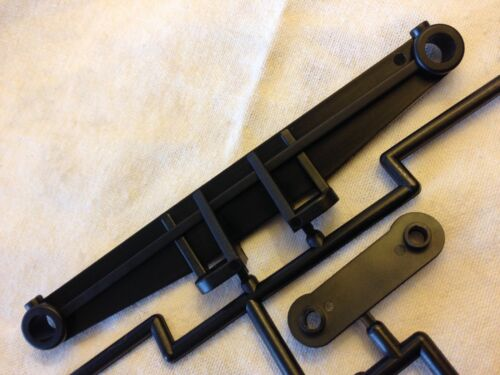 FRONT AND REAR BODY MOUNTS IG104 KYOSHO INFERNO GT GT2