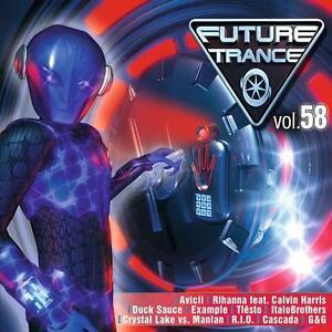 Future-Trance-Vol-58-Audio-CD-Various