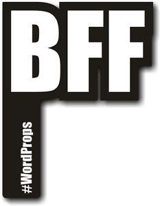 #WordProps - BFF