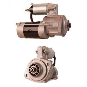 24V-Anlasser-fuer-CLARK-Mitsubishi-Furukawa-FD25-FD30-S4E-S4S-M2T27672-M2T65271