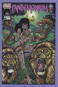 Pandemonium #1 of 1 September 1998 Chaos Comics