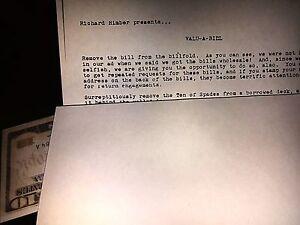 Richard-Himber-Presents-Valu-a-Bill-Gag-Joke-Magic-Trick